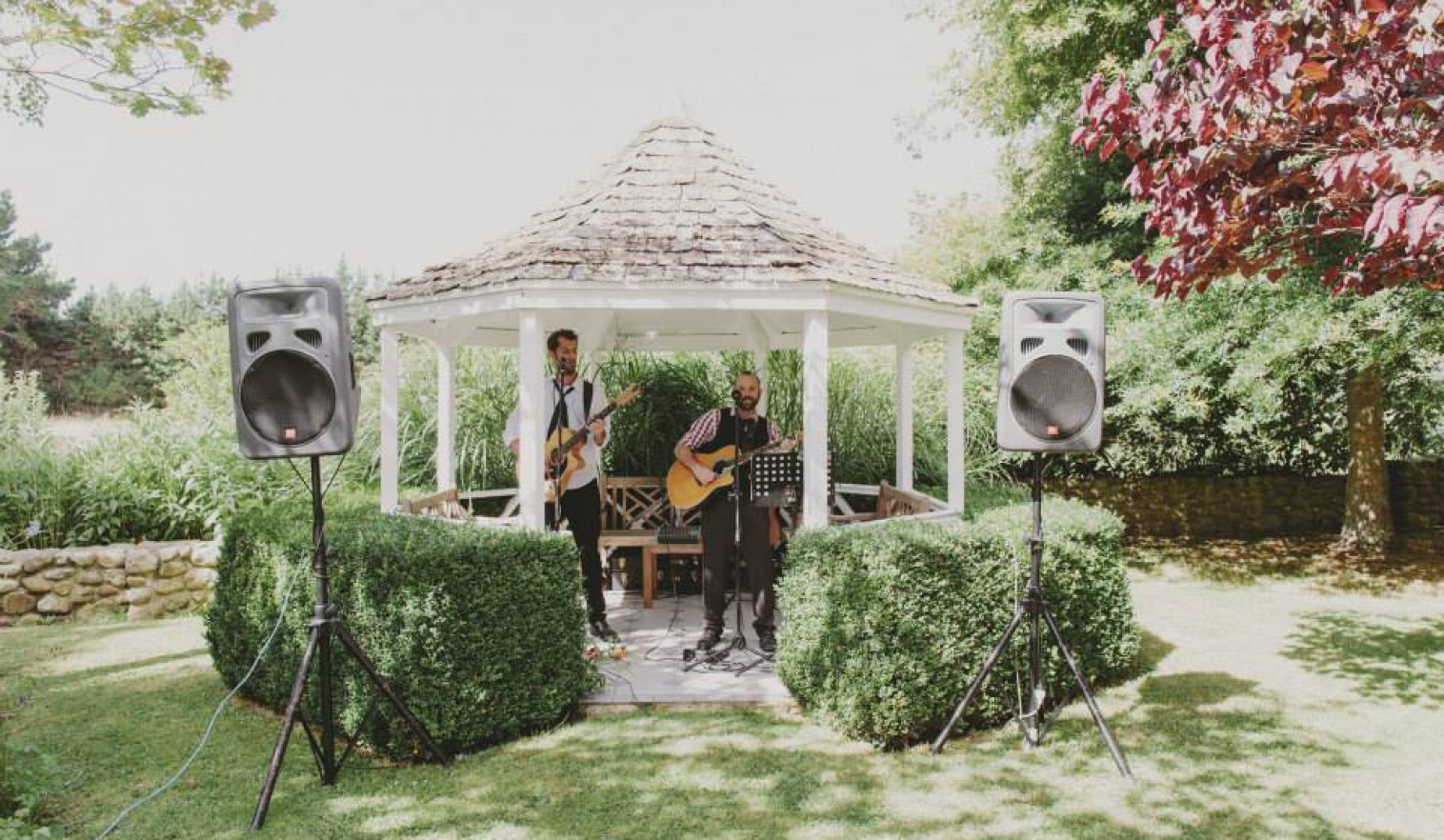Wellington Bands for Hire | Cover Bands | Weddings | Events - The Relatives Duo