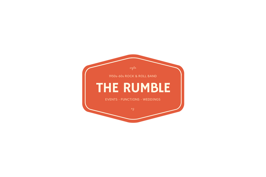 The Rumble - Wellington Rock and Roll Cover Band