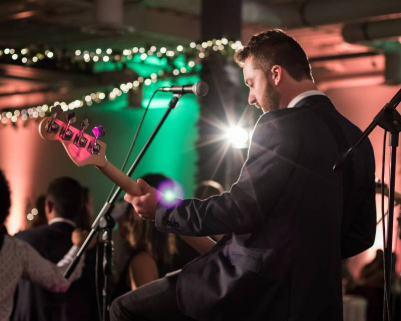Wellington Bands for Hire | Cover Bands | Weddings | Events - The Day Trippers